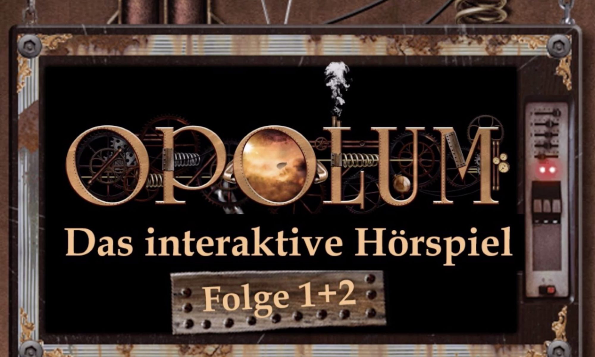 Escape Game Online interaktives Hörspiel
