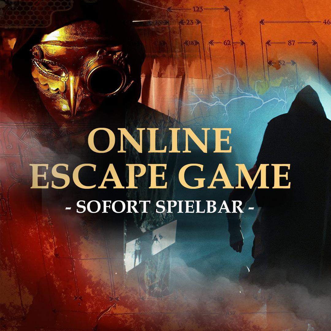 Escape Game Online - sofort spielbar