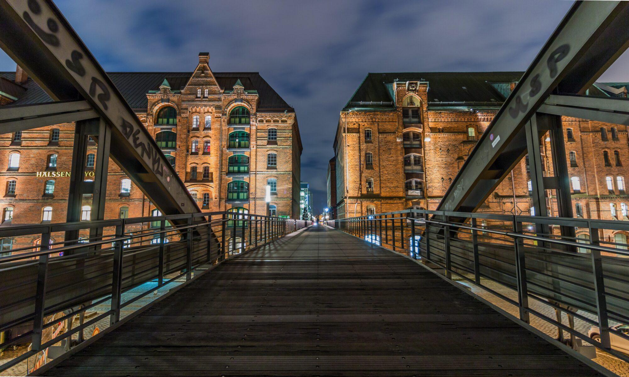 Speicherstadt Hamburg Opolum